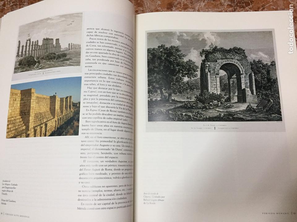 Libros: EXTREMADURA. FRAGMENTOS DE IDENTIDAD. GUERREROS. SANTOS. ARTESANOS. ARTISTAS (1998) - Foto 4 - 222714663