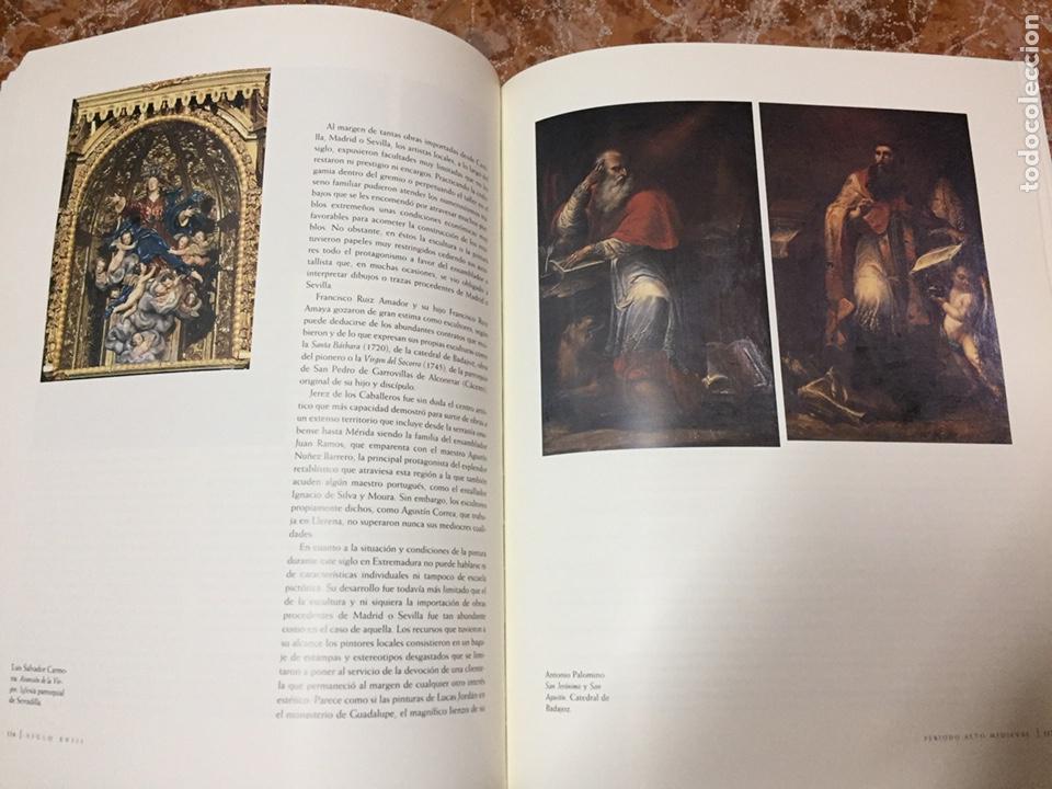 Libros: EXTREMADURA. FRAGMENTOS DE IDENTIDAD. GUERREROS. SANTOS. ARTESANOS. ARTISTAS (1998) - Foto 5 - 222714663
