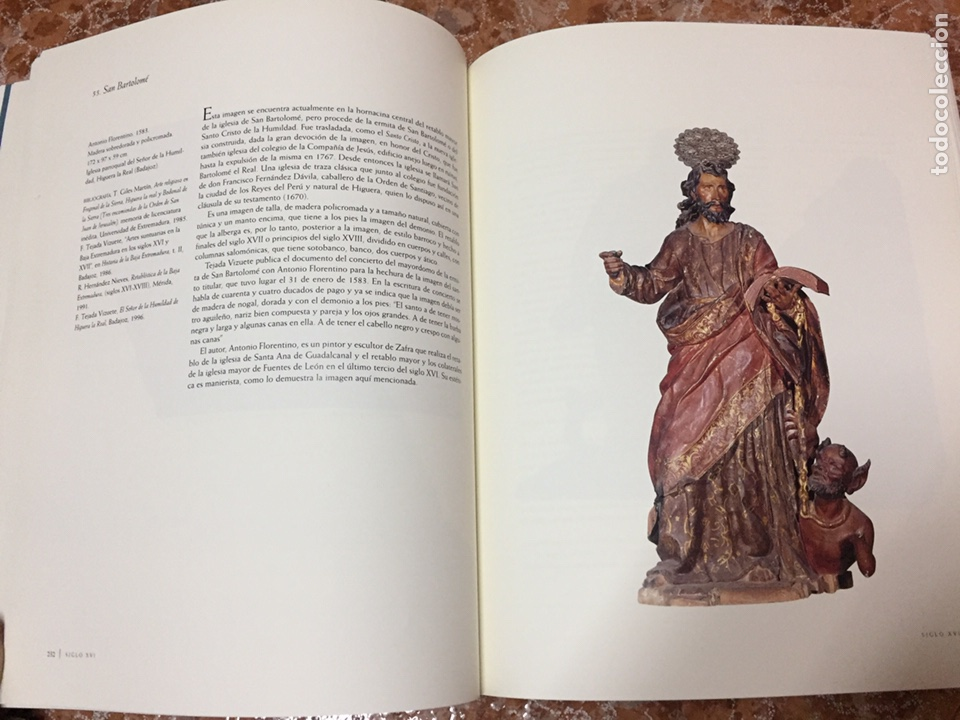 Libros: EXTREMADURA. FRAGMENTOS DE IDENTIDAD. GUERREROS. SANTOS. ARTESANOS. ARTISTAS (1998) - Foto 7 - 222714663