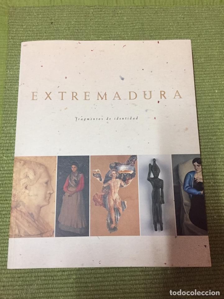 EXTREMADURA. FRAGMENTOS DE IDENTIDAD. GUERREROS. SANTOS. ARTESANOS. ARTISTAS (1998) (Libros nuevos sin clasificar)