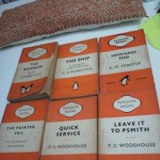 Livres: PENGUIN BOOKS. Lote 224002705
