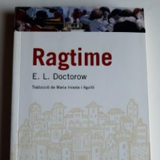 Libros: RAGTIME - E.L. DOCTOROW. Lote 254946645