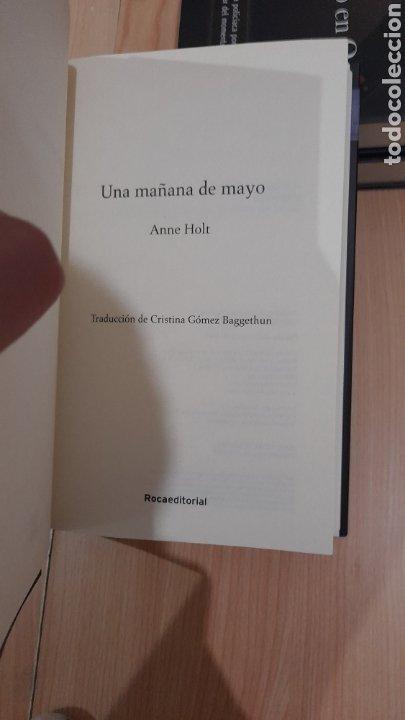 Libros: ANNE HOLT - Foto 7 - 224737722
