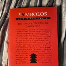 Libros: SYMBOLOS 31 Y 32 - HISTORIA Y GEOGRAFIA SAGRADAS. Lote 224789470