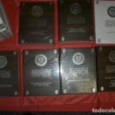 Libros: ASESINATOS E INVESTIGACIONES CRIMINALES DE CASOS REALES EN HD Y 3D: 6 TOMOS + 1 BLISTER CON 3 DVDS. Lote 224863142