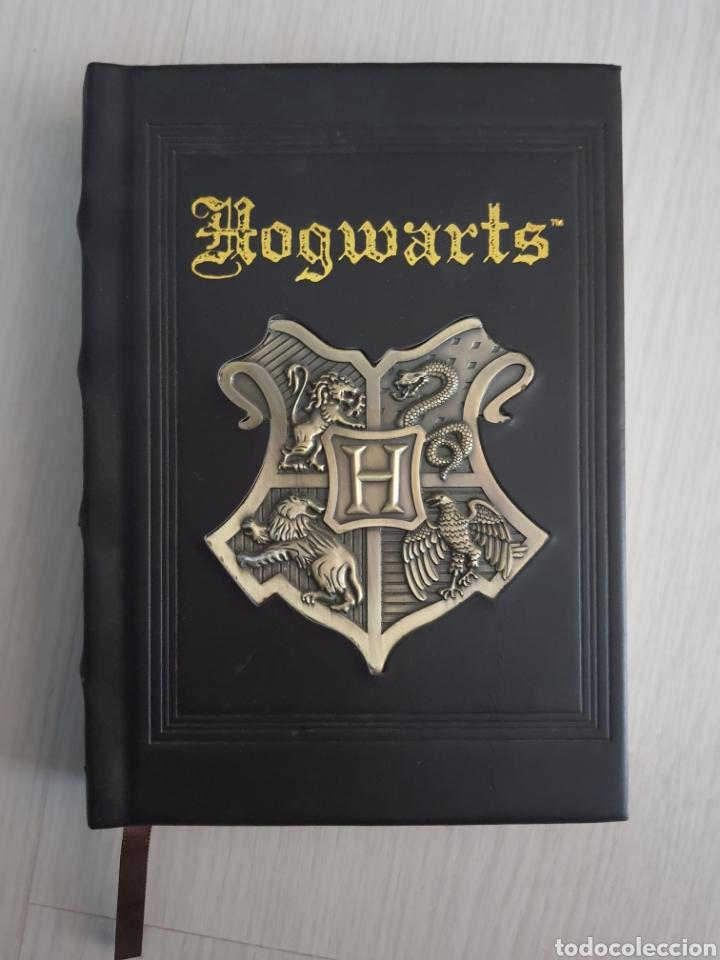 Libros: TAPA DURA EN RELIEVE CALIDAD. HARRY POTTER DE HOGWARTS SIN ESTRENAR EEUU - Foto 2 - 224996352