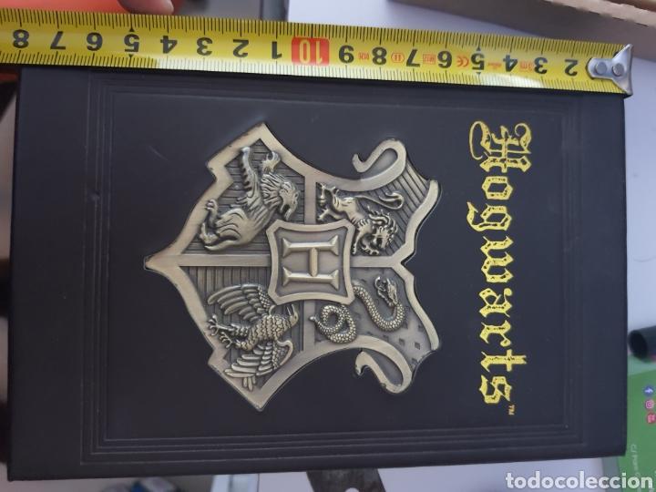 Libros: TAPA DURA EN RELIEVE CALIDAD. HARRY POTTER DE HOGWARTS SIN ESTRENAR EEUU - Foto 3 - 224996352