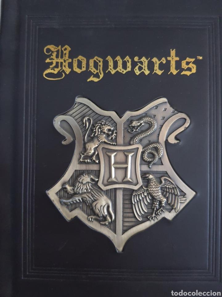 TAPA DURA EN RELIEVE CALIDAD. HARRY POTTER DE HOGWARTS SIN ESTRENAR EEUU (Libros nuevos sin clasificar)