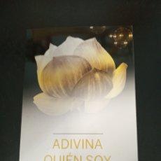 Livres: ADIVINA QUIEN SOY.MEGAN MAXWELL. Lote 226814990