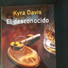 Libros: EL DESCONOCIDO.KYRA DAVIS. Lote 226816680