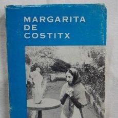Libros: MARGARITA DE COSTITX. Lote 226940632