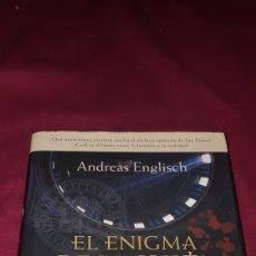 Libros: EL ENIGMA DE LA CRIPTA VATICANA. Lote 227662375