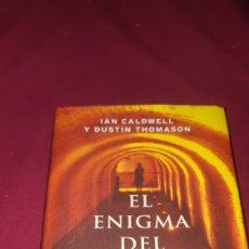 Libros: EL ENIGMA DEL CUATRO. Lote 227663890