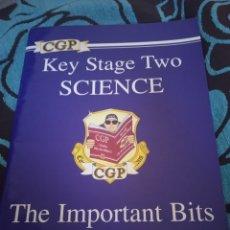 Libros: LIBRO DE CIENCIA EN INGLES. Lote 228010070
