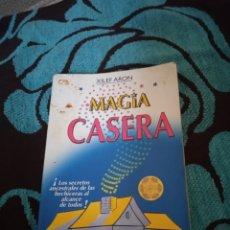 Libros: MAGIA CASERA. EDICIONES OBELISCO. XILEF ARON.. Lote 228011875