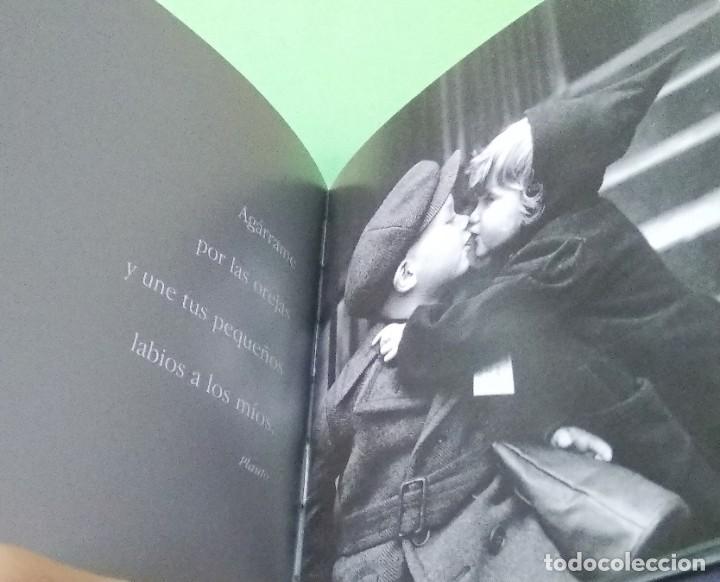 Libros: BESOS - LIBRO ILUSTRADO CON CITAS - EDITORIAL PEARSON - IDEAL PARA REGALO - NUEVO - Foto 3 - 228173480