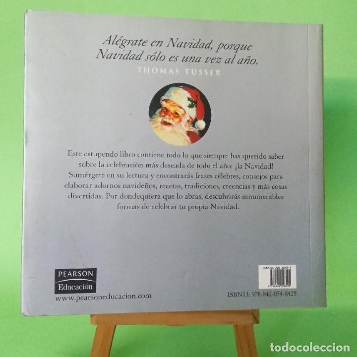 Libros: 1000 IDEAS PARA NAVIDAD - LIBRO ILUSTRADO - PEARSON - IDEAL PARA REGALO - NUEVO - Foto 2 - 228175595