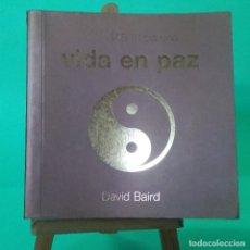 Libros: MIL VIAS HACIA UNA VIDA EN PAZ - LIBRO ILUSTRADO - PEARSON - IDEAL PARA REGALO - NUEVO. Lote 228193150