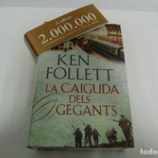 Libros: LA CAIGUDA DELS GEGANTS.. Lote 228217840