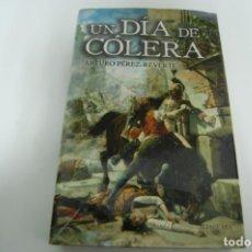 Libros: UN DÍA DE CÓLERA. Lote 228218040