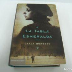 Libros: LA TABLA ESMERALDA. Lote 228218223