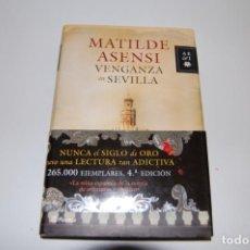 Libros: VENGANZA EN SEVILLA. Lote 228218885