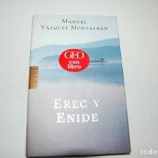 Libros: EREC Y ENIDE. Lote 228219020