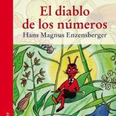 Libros: EL DIABLO DE LOS NÚMEROS - HANS MAGNUS ENZENSBERG. NUEVO. Lote 228406875