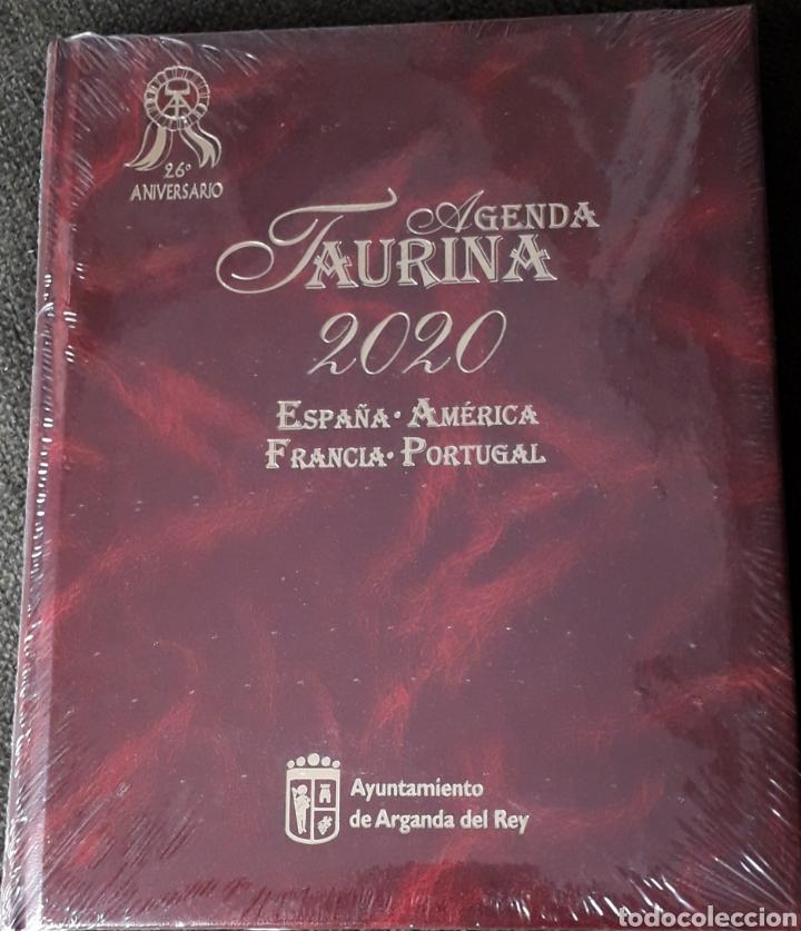AGENDA TAURINA 2020 (Libros nuevos sin clasificar)