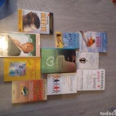Libros: LOTE DE 11 LIBROS DE AUTOAYUDA PSICOLOGIA. Lote 228759945