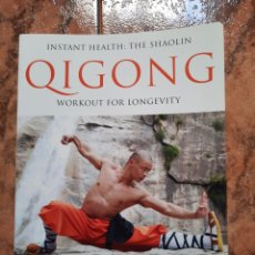 Livros: SHIFU YAN LEI: QIGONG (CHI KUNG, KUNG FU), WORKOUT FOR LONGEVITY. Lote 229965360