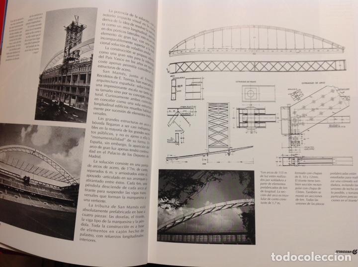 Libros: Construir con acero. Arquitectura en España. Manual Ensidesa, Tomo 5. Nuevo, impecable - Foto 5 - 230436670