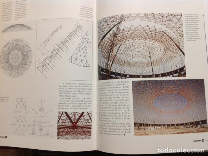 Libros: Construir con acero. Arquitectura en España. Manual Ensidesa, Tomo 5. Nuevo, impecable - Foto 6 - 230436670