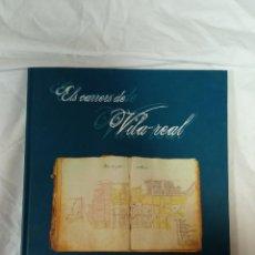 Libros: ELS CARRERS DE VILA REAL. Lote 230676055