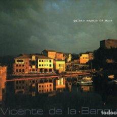Libros: SAN VICENTE DE LA BARQUERA: QUIETO ESPEJO DE AGUA.. Lote 249258165