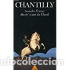 Livros: CHANTILLY. GRANDES ECURIES, MUSÉE VIVANT DU CHEVAL AMÉLIE LEFÉBURE, YVES BIENAIMÉ. Lote 232005470
