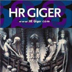Libros: LIBRO TASCHEN WWW HR GIGER COM DESCARALOGADO. Lote 232197125