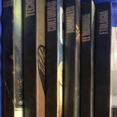 Libros: COLECCIÓN COMPLETA, 6 TOMOS, , VER DESCRIPCIÓN Y FOTOS. Lote 232362630