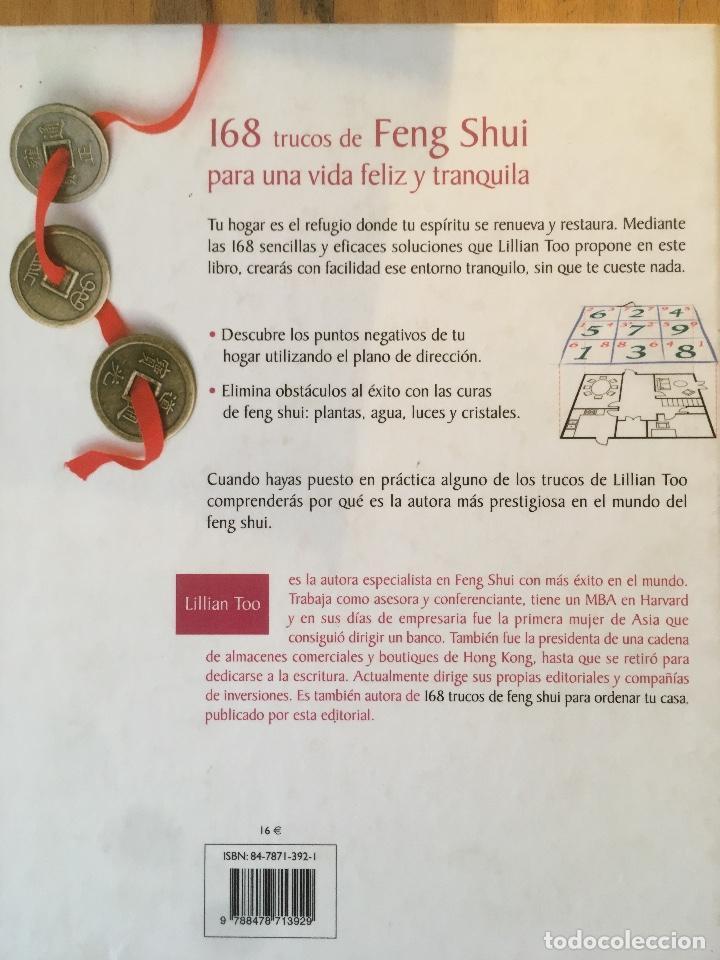 Libros: Feng Shui. Lillian Too. Libro como nuevo. Ver fotos - Foto 3 - 233417535