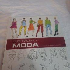 Livres: ILUSTRACIÓN DE MODA. Lote 234556820