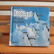 Libros: LIBRO DESPEGUE 100 CONSEJOS PARA ANIMARSE DE SARAH MERSON, PEARSONALHAMBRA. Lote 235140135