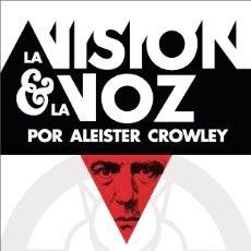 Livres: LIBRO ALEISTER CROWLEY. Lote 235845310