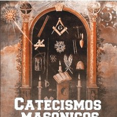 Livros: LIBRO MASONERÍA. Lote 235846505