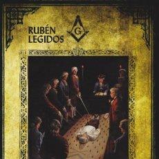 Libros: LIBRO MASONERÍA. Lote 235846960