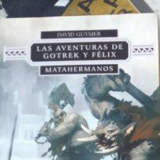 Libros: LIBRO WARHAMMER. Lote 235857660