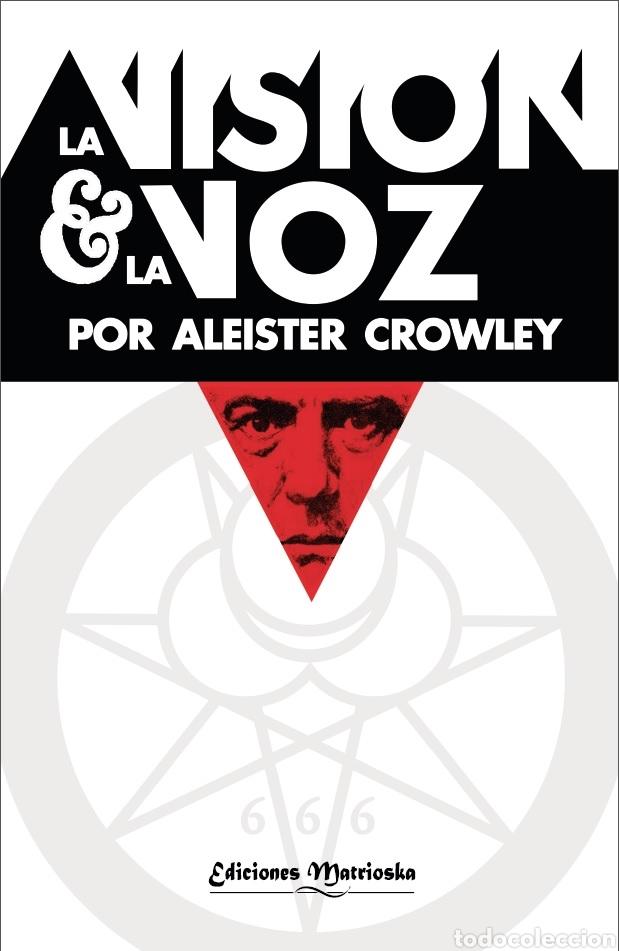 LIBRO ALEISTER CROWLEY (Libros nuevos sin clasificar)