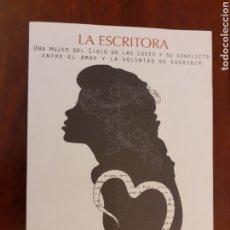 Libros: LA ESCRITORA. Lote 236304780