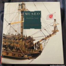 Libros: MUSEO DE MODELISMO NAVAL. JULIO CASTELO MATRAN. Lote 236382680