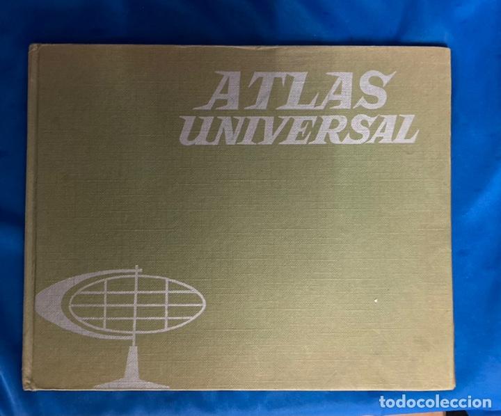ATLAS, ESCOLAR DE 1967, (Libros nuevos sin clasificar)