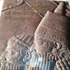 Libros: TREASURES OF THE BRITISH MUSEUM. MARJORIE GAYGILL.. Lote 236652460